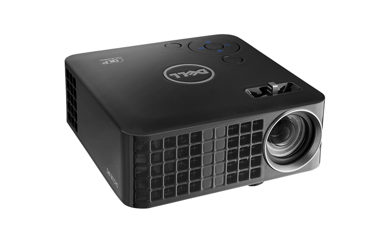 Large view of Dell Mobile Projector M115HD - DLP projector